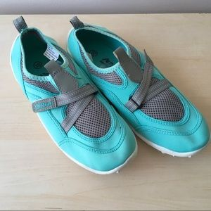 SEAFIT Aqua Shoes Socks Adjustable Spandex 10 NWOT